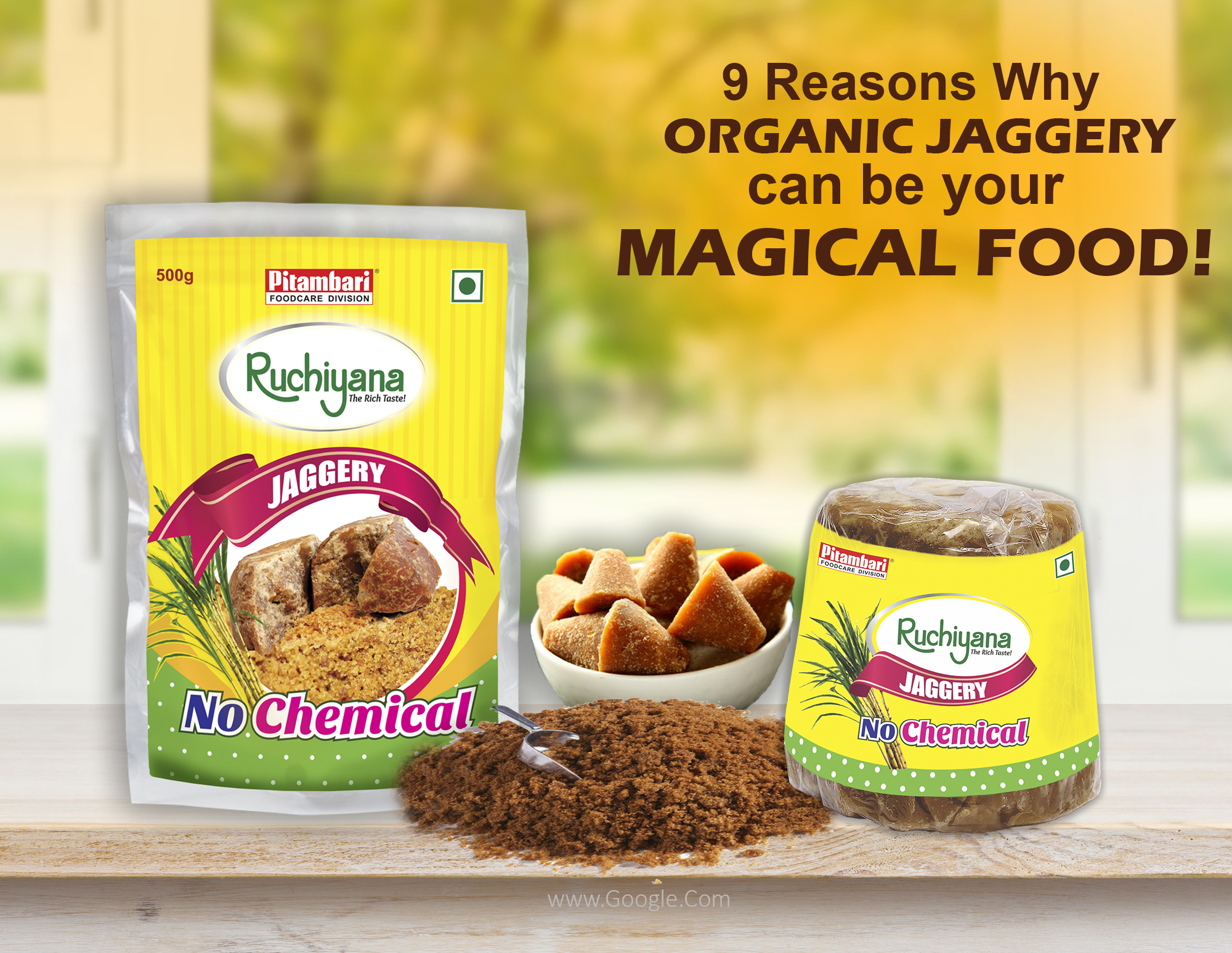 Watch Benefits of jaggery – nutritional value of jaggery video