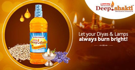 Deepshakti Oil – A deep connection with Shakti ! | Pitambari Blog