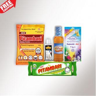 Pitambari Combo Kit