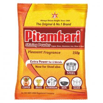 pitambari, shining, powder, 150gm